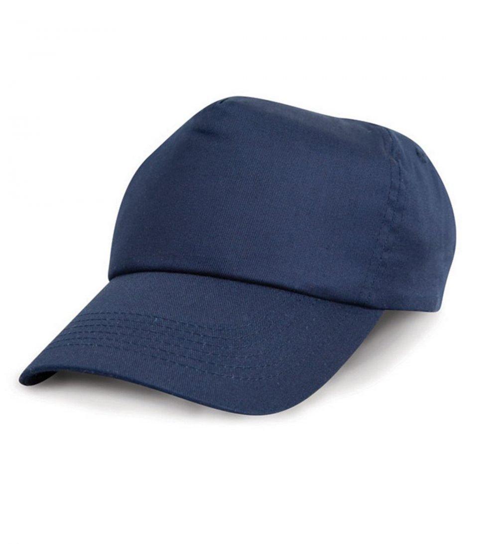 PPG Workwear Result Childrens Cotton Cap RC05J Navy Blue Colour