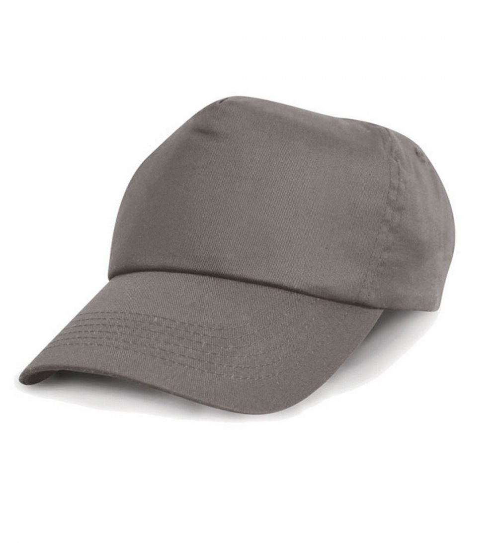 PPG Workwear Result Cotton Cap RC05 Grey Colour