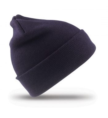 PPG Workwear Result Woolly Ski Hat RC29 Navy Blue Colour