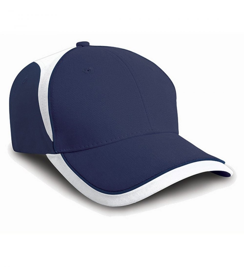 PPG Workwear Result National Cap RC62 Navy Blue and White Colour
