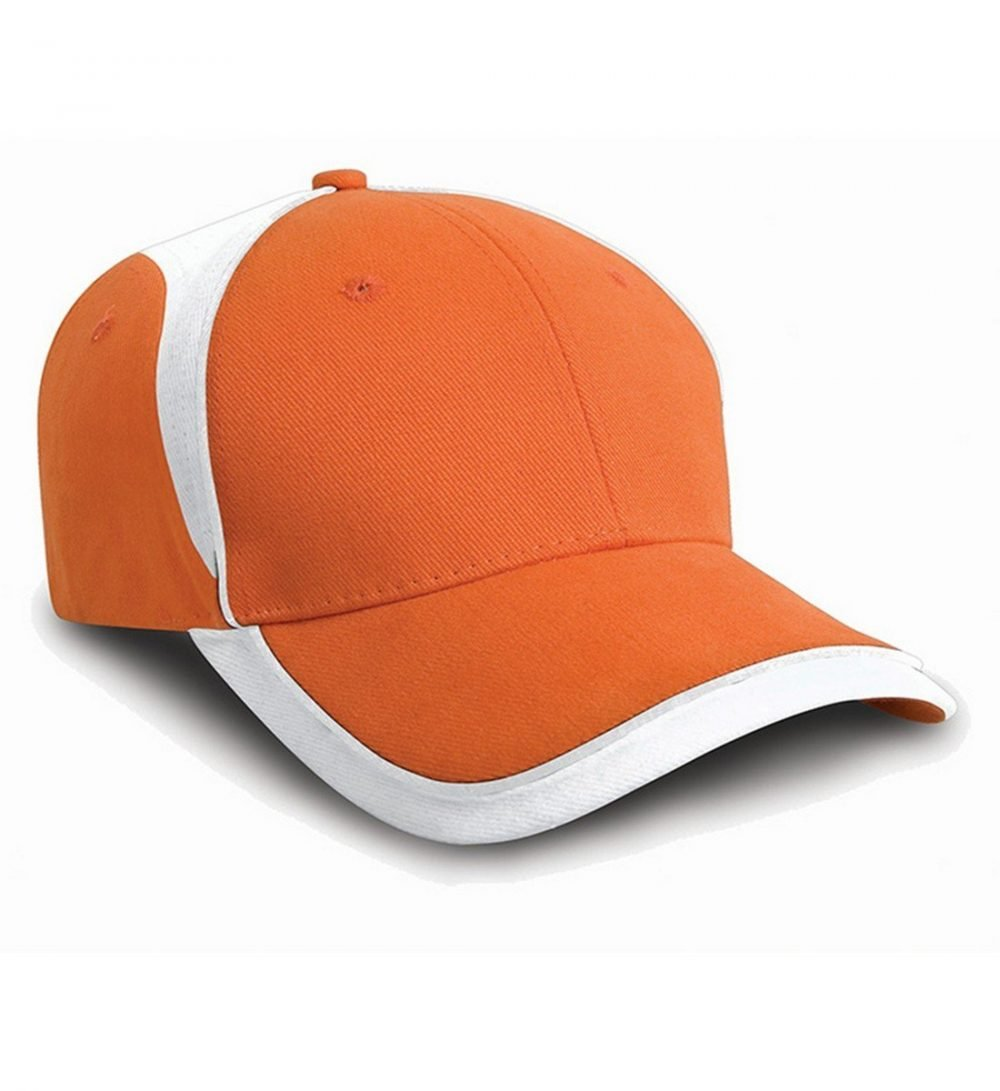 PPG Workwear Result National Cap RC62 Orange and White Colour