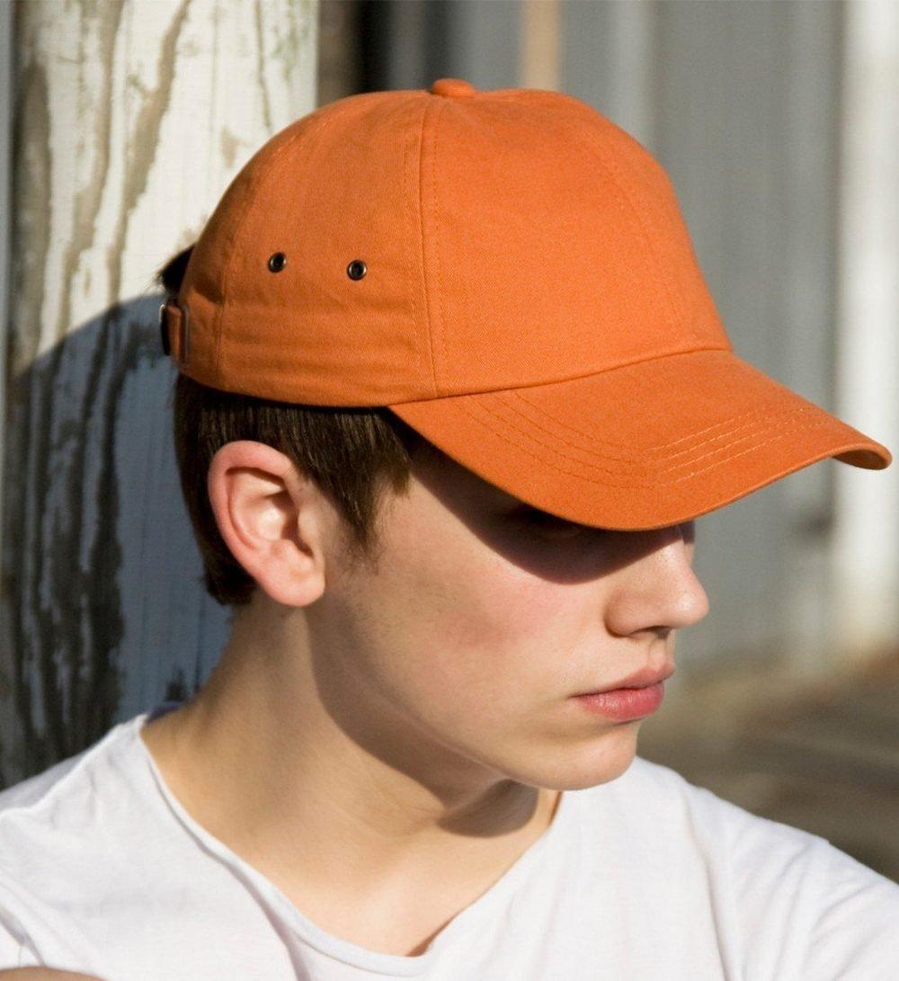 PPG Workwear Result Plush Finish Cap RC63 Model Wearing Cap