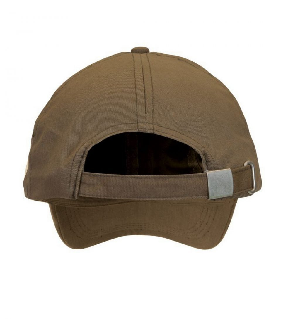 PPG Workwear Result Plush Finish Cap RC63 Olive Colour Back View