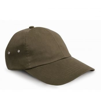 PPG Workwear Result Plush Finish Cap RC63 Olive Colour