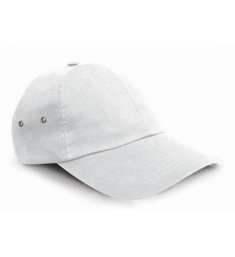 PPG Workwear Result Plush Finish Cap RC63 White Colour