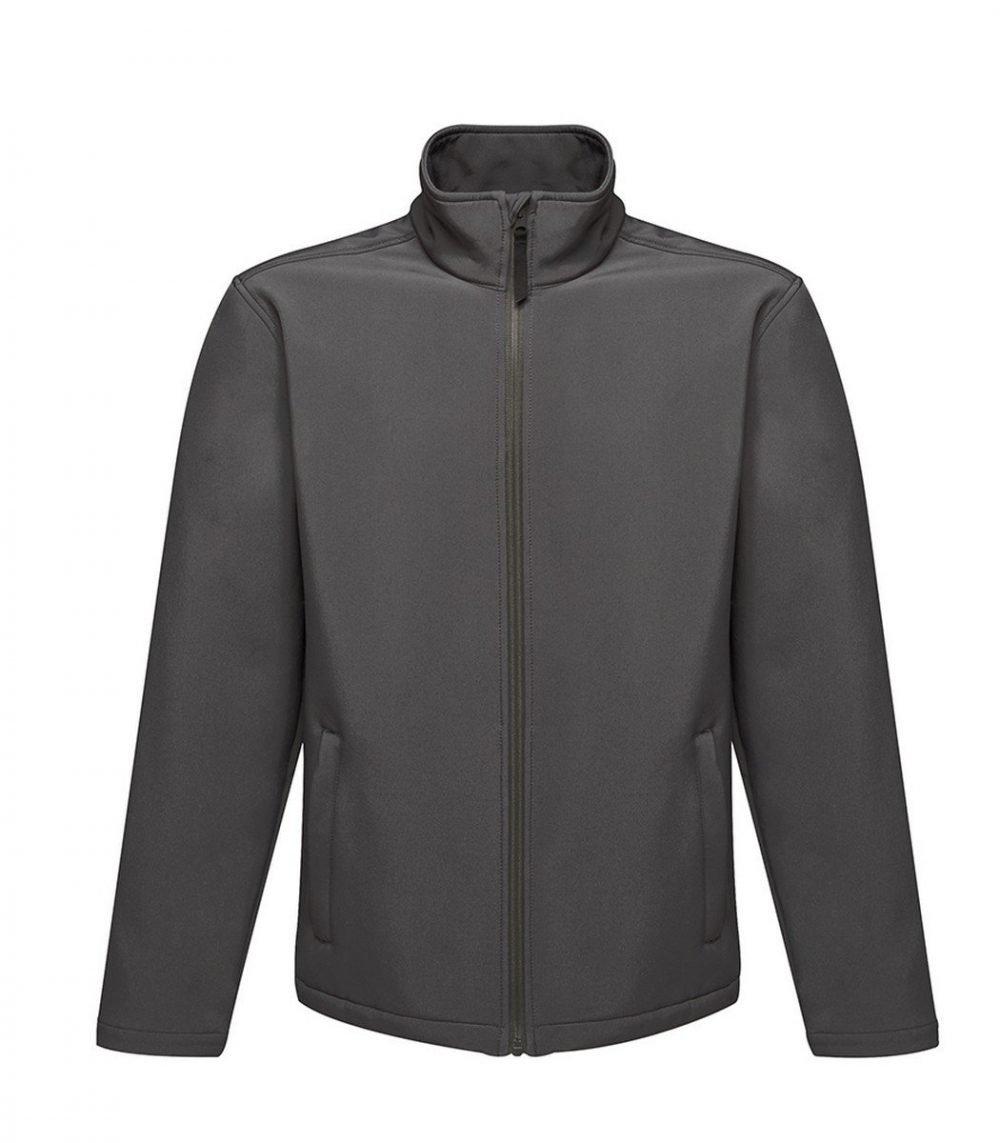 PPG Workwear Regatta Reid Softshell Jacket TRA654 Seal Grey Colour