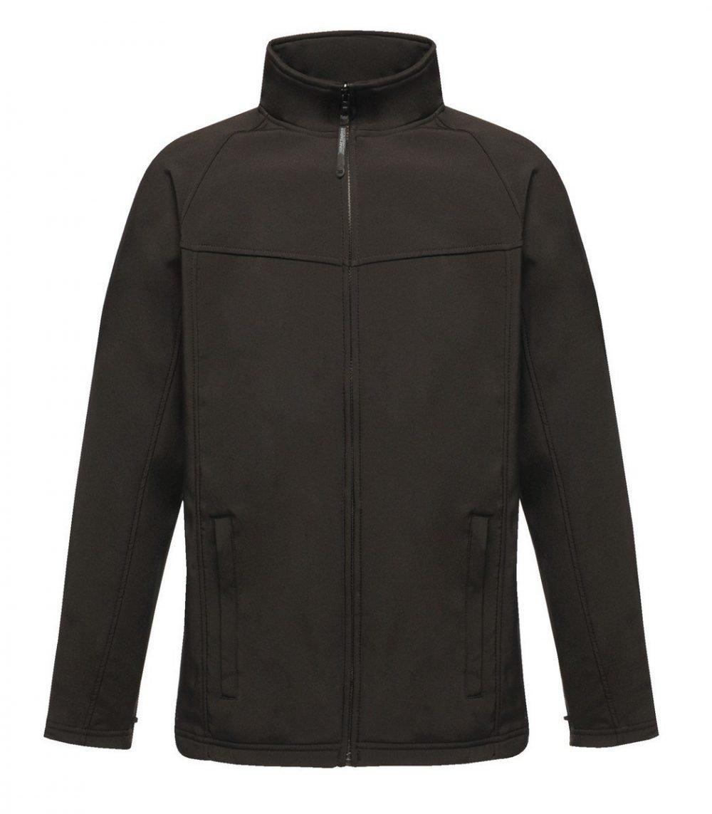 PPG Workwear Regatta Uproar Mens Softshell Jacket TRA642 Black Colour