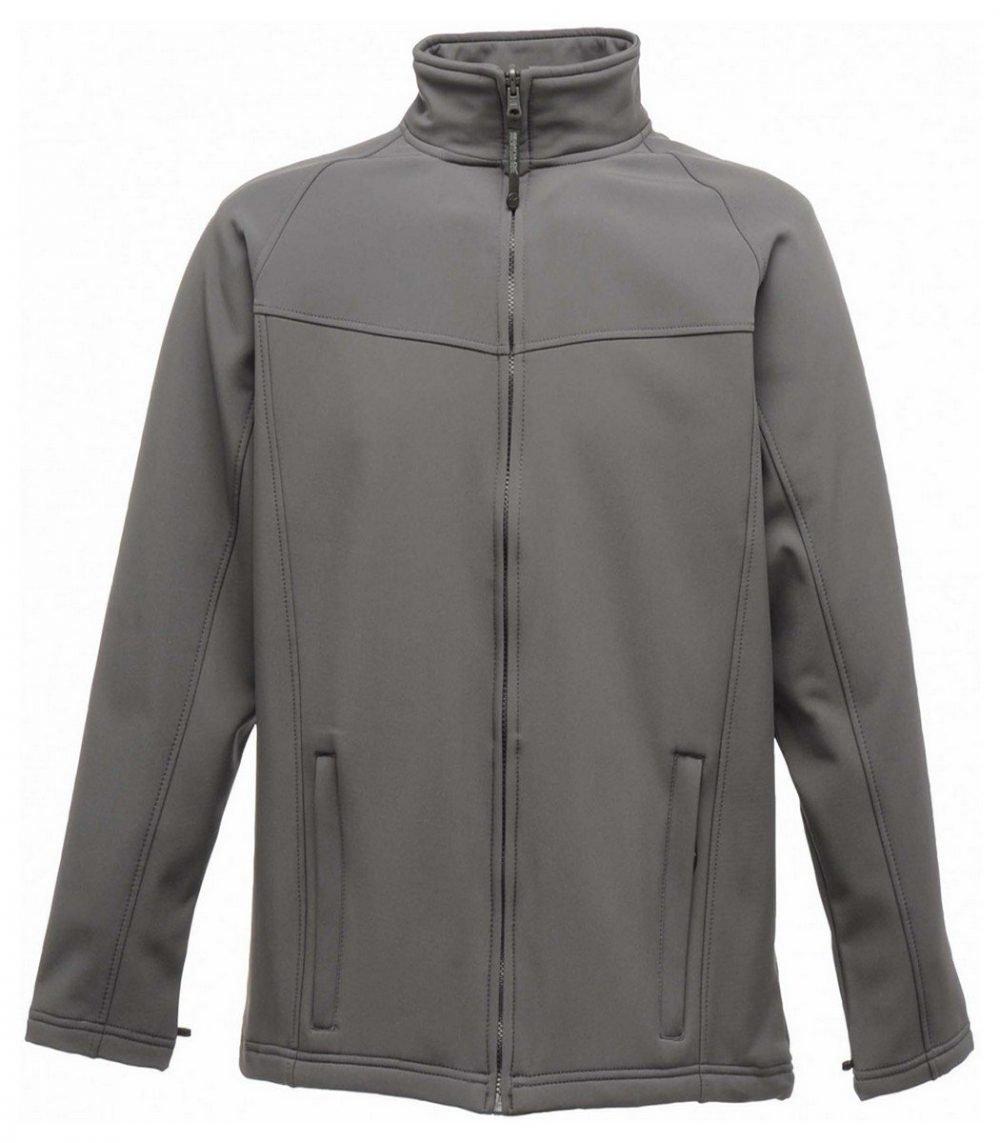 PPG Workwear Regatta Uproar Mens Softshell Jacket TRA642 Seal Grey Colour