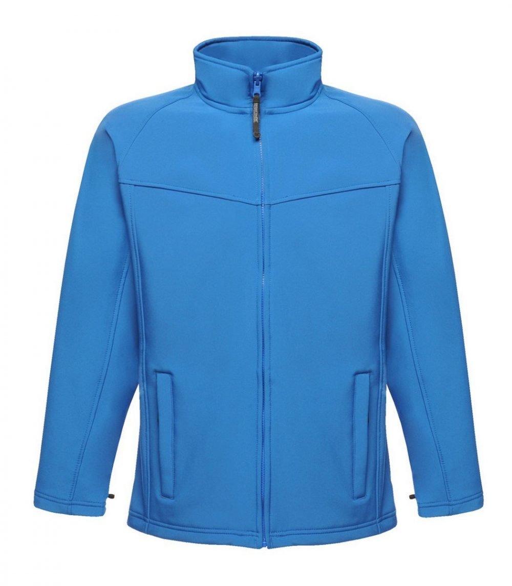 PPG Workwear Regatta Uproar Mens Softshell Jacket TRA642 Oxford Blue Colour