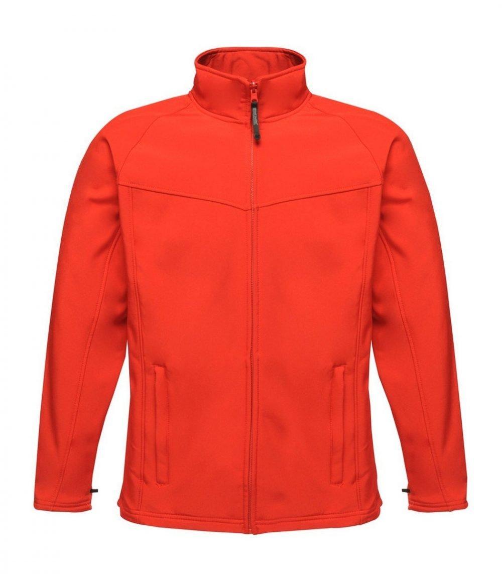 PPG Workwear Regatta Uproar Mens Softshell Jacket TRA642 Classic Red Colour