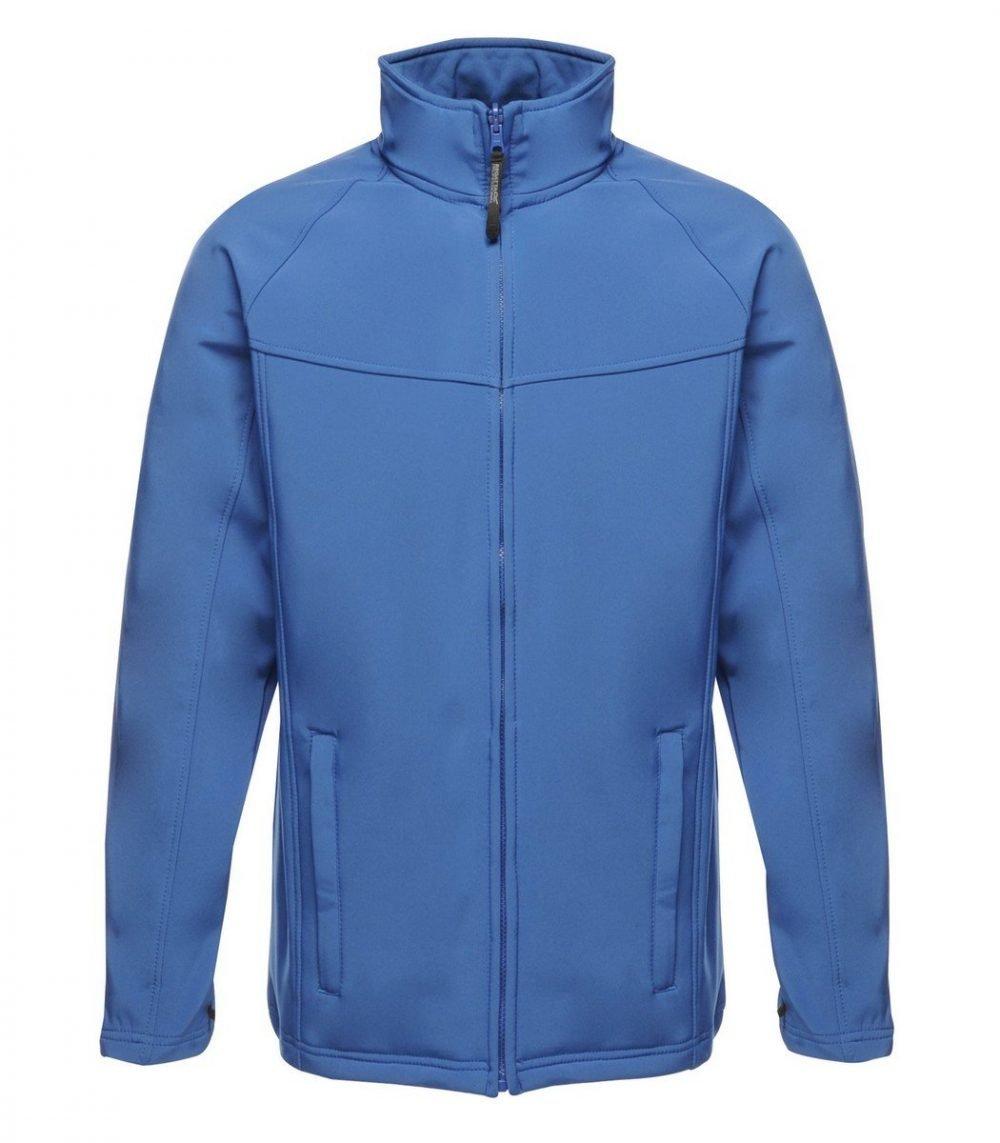 PPG Workwear Regatta Uproar Mens Softshell Jacket TRA642 Royal Blue Colour