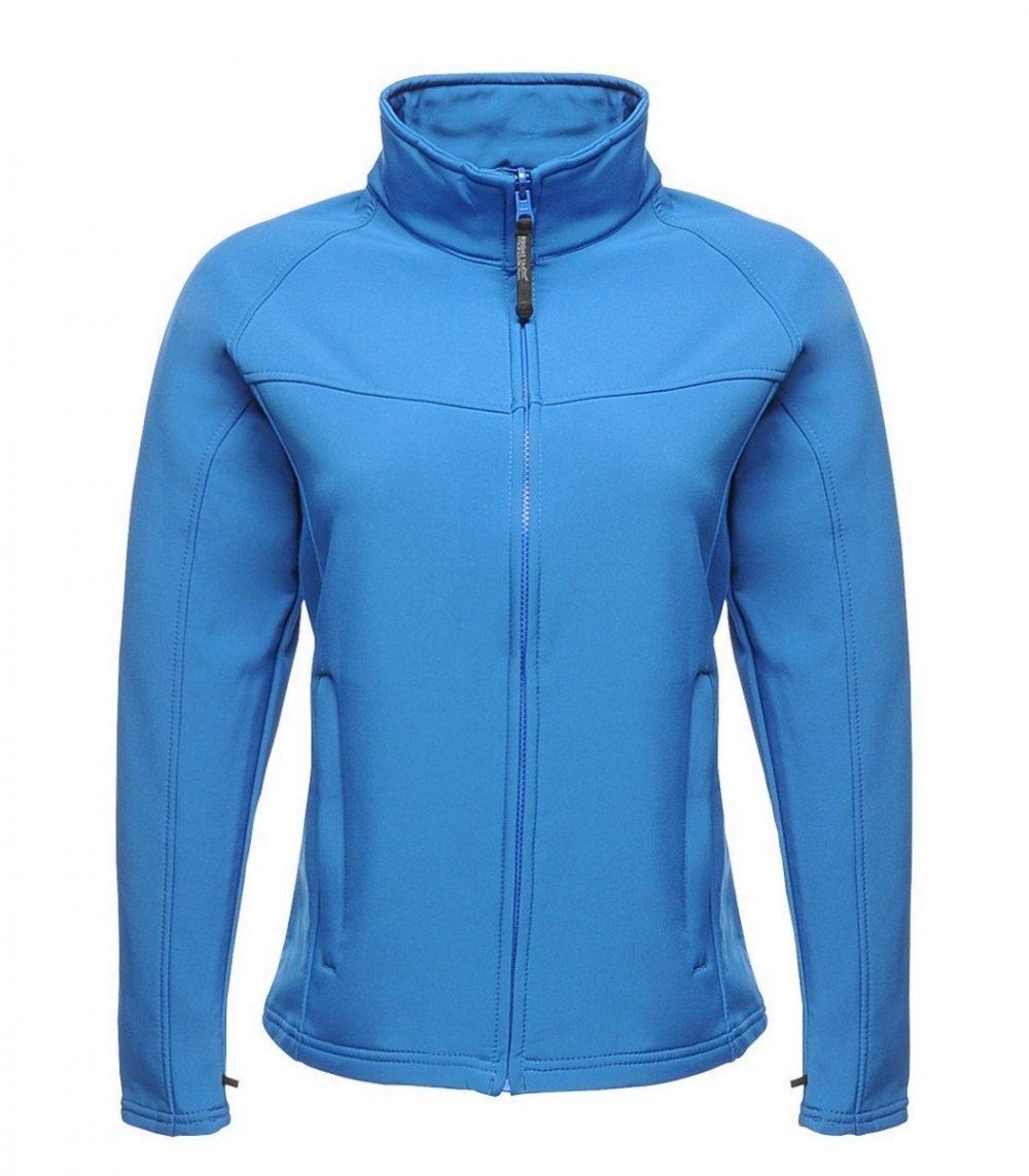 PPG Workwear Regatta Uproar Ladies Softshell Jacket TRA645 Oxford Blue Colour