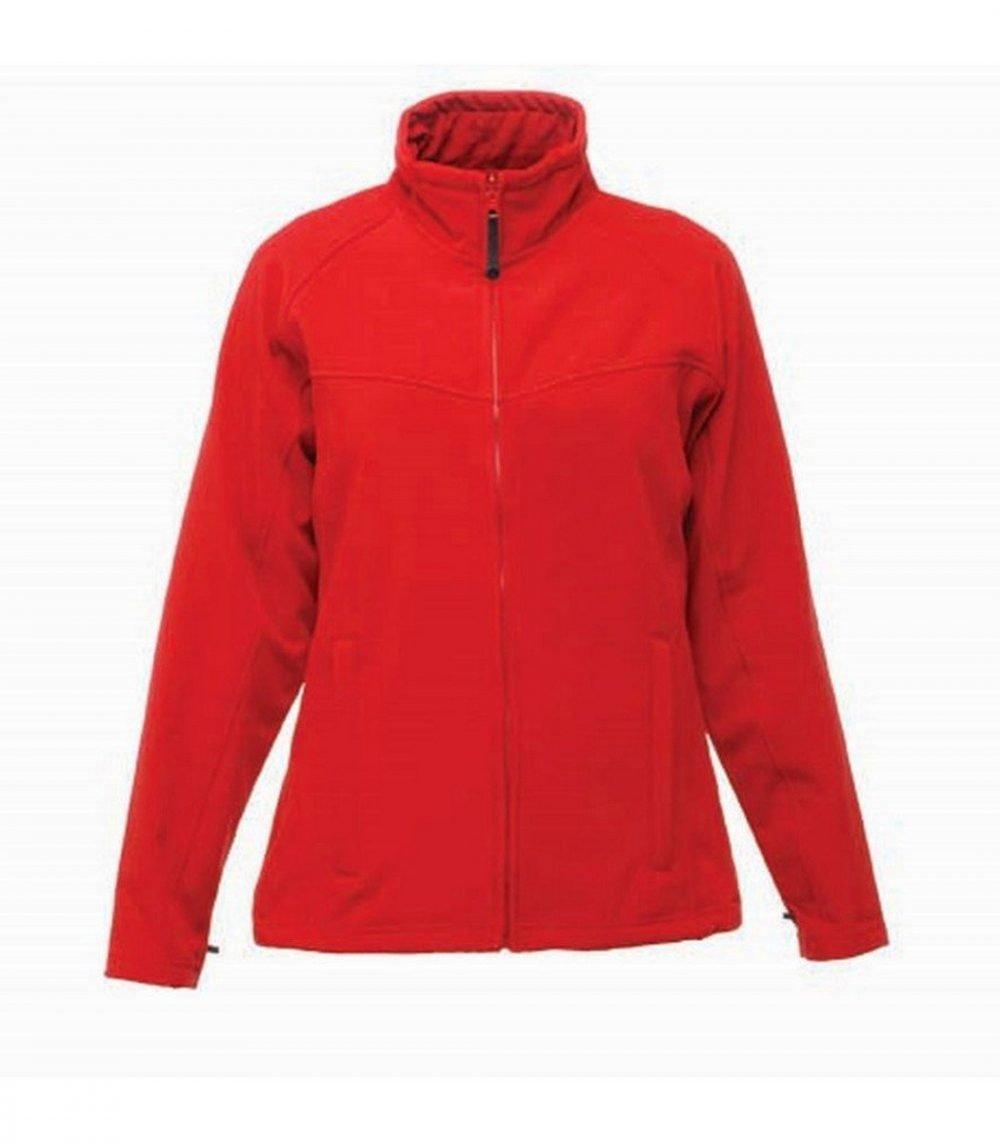 PPG Workwear Regatta Uproar Ladies Softshell Jacket TRA645 Red Colour