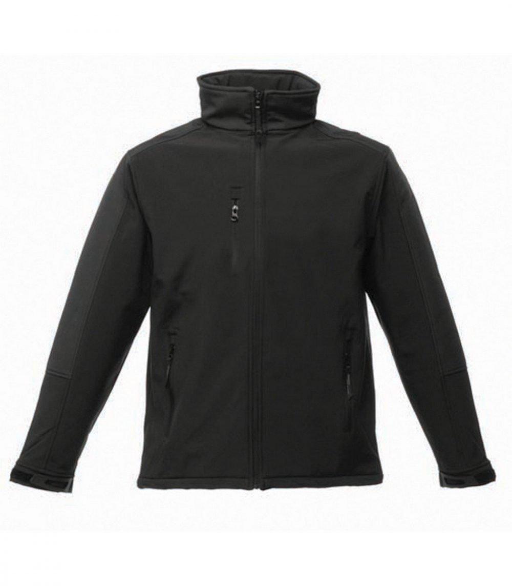 PPG Workwear Regatta Hydroforce 3-layer Membrane Softshell Jacket TRA650 Black Colour