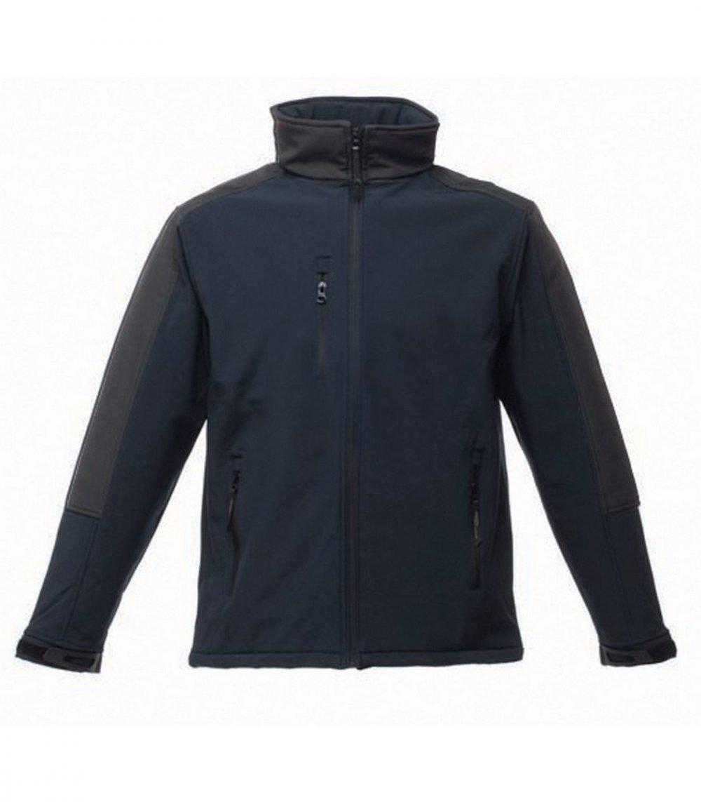 PPG Workwear Regatta Hydroforce 3-layer Membrane Softshell Jacket TRA650 Navy Blue Colour