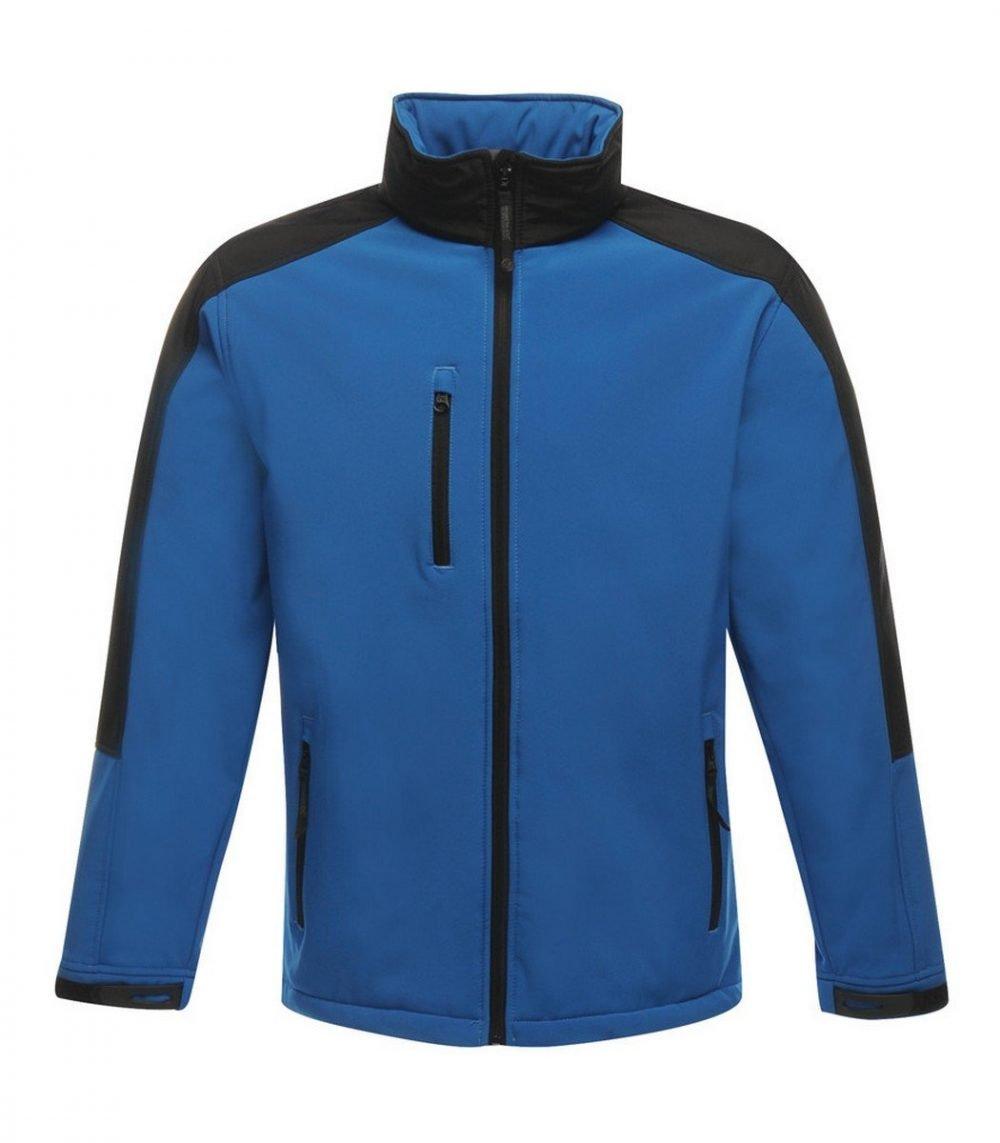 PPG Workwear Regatta Hydroforce 3-layer Membrane Softshell Jacket TRA650 Oxford Blue Colour