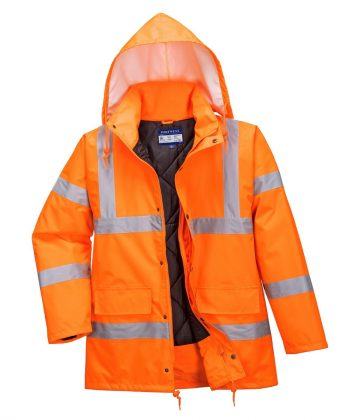 PPG Workwear Portwest Hi Vis Breathable Jacket RIS RT34