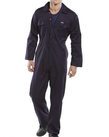 Click Regular Boilersuit RPCBS Navy Blue Colour