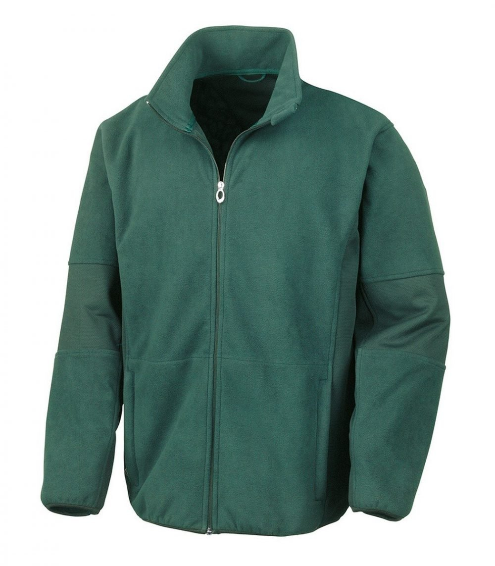 PPG Workwear Result Osaka TECH Performance Combined Pile Softshell R131M Green Colour