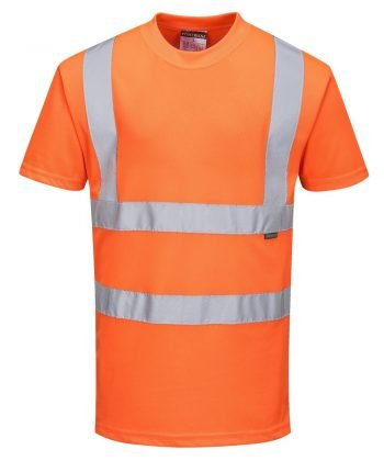 Portwest Hi Vis Orange Colour T-Shirt RT23