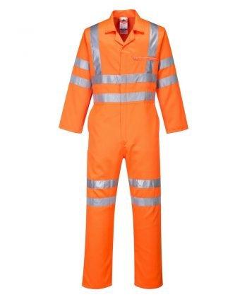 PPG Workwear Portwest Hi Vis Coverall RT42 Orange Colour