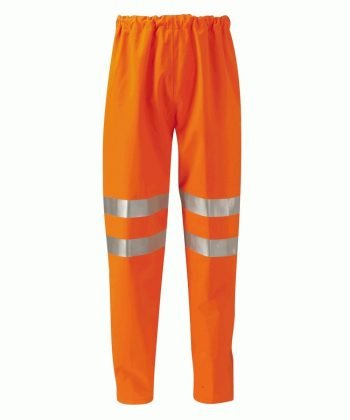 Orbit Gore-Tex Rhine Hi Vis Over Trouser GB3FWTR Orange Colour