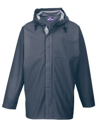 PPG Workwear Portwest Sealtex Ocean Waterproof Jacket S250 Navy Blue Colour