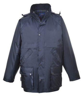 PPG Workwear Portwest Perth Stormbeater Jacket S430 Navy Blue Colour