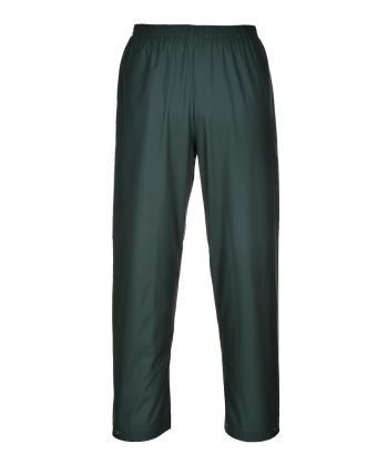 Portwest Sealtex Classic Waterproof Trousers S451 Olive Green Colour