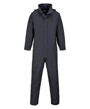 PPG Workwear Portwest Sealtex Classic Waterproof Coverall S452 Navy Blue Colour