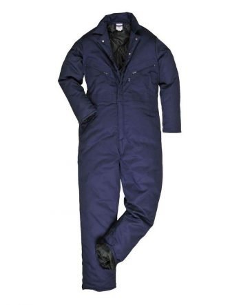 Portwest Orkney Lined Coverall S816 Navy Blue Colour
