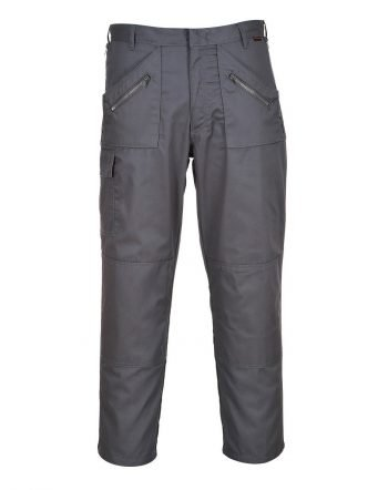 Portwest Action Trousers S887 Grey Colour