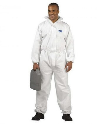 PPG Workwear Portwest BizTex SMS Type 5/6 Disposable Coverall ST30