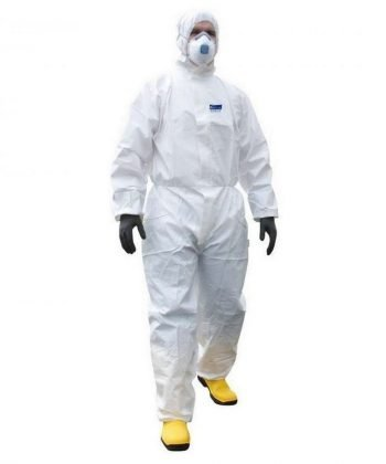 PPG Workwear Portwest BizTex Microcool Type 5/6 Disposable Coverall ST50