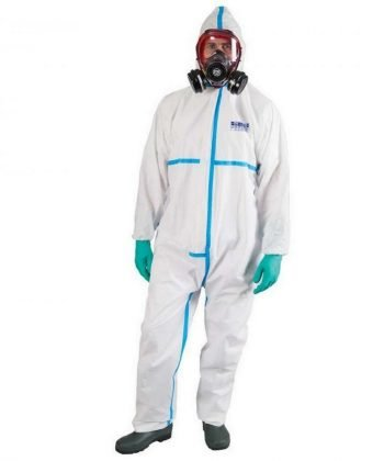 PPG Workwear Portwest BizTex Microporous Type 4/5/6 Disposable Coverall ST60
