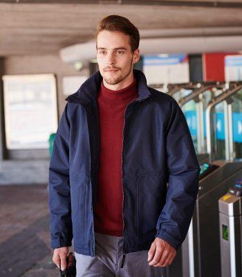 PPG Workwear Regatta Hudson Jacket TRA301 Navy Blue Colour
