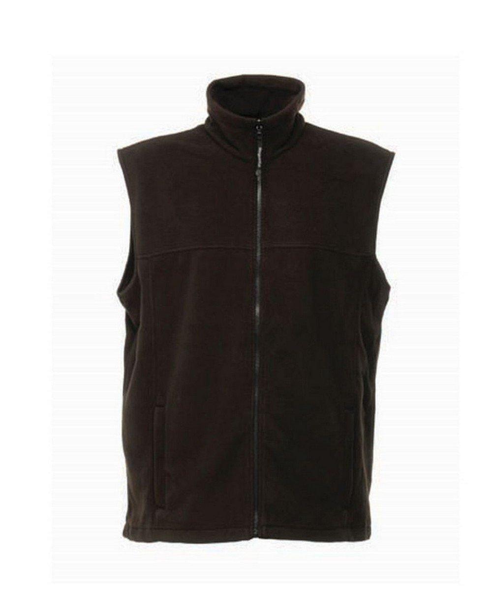 PPG Workwear Regatta Haber Fleece Bodywarmer TRA700 Black Colour