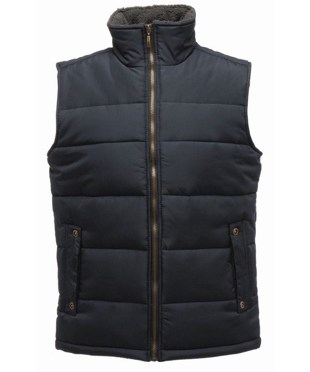 Regatta Standout Altoona Insulated Bodywarmer (TRA806) Navy Blue Colour