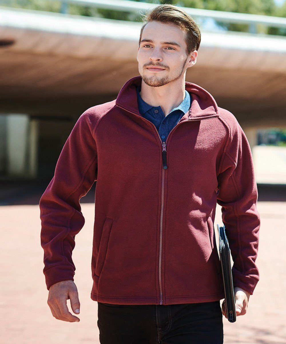 PPG Workwear Regatta Thor III Fleece TRF532 Bordeaux Colour