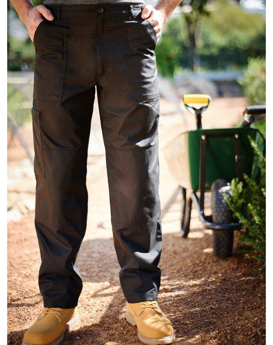 PPG Workwear Regatta Lined Action Trouser TRJ331 Black Colour