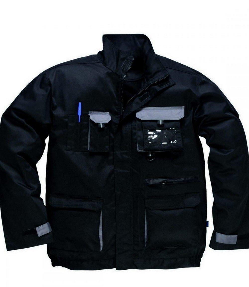 Portwest Texo Contrast Jacket TX10 Black Colour