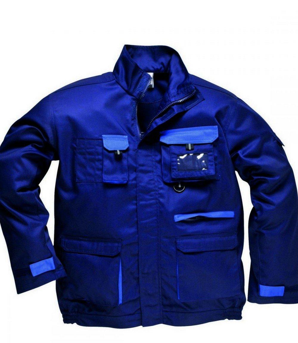 Portwest Texo Contrast Jacket TX10 Navy Blue Colour