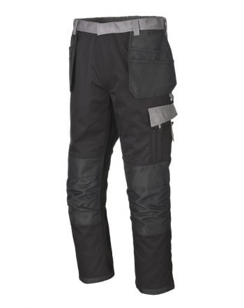 Portwest Texo 300 Dresden Trouser TX32 Black Colour