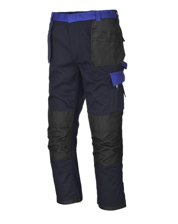 PPG Workwear Portwest Texo 300 Dresden Trouser TX32 Navy Blue Colour