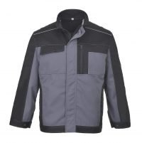 Portwest Texo 300 Hamburg Jacket TX33 Grey Colour