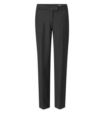Williams Womens Straight Leg Trousers WLT2 Black Colour