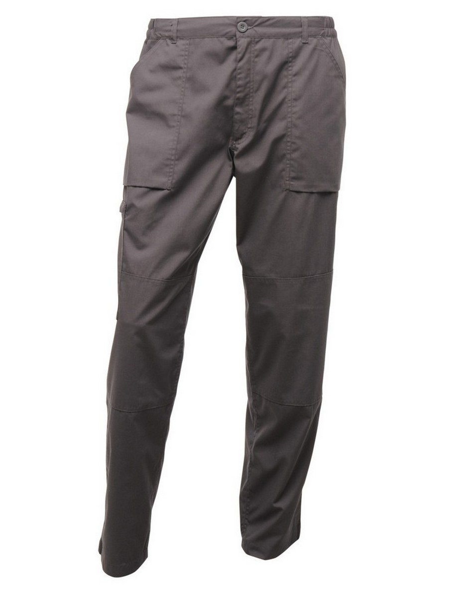 PPG Workwear Regatta Mens Action Trouser TRJ330 Dark Grey Colour