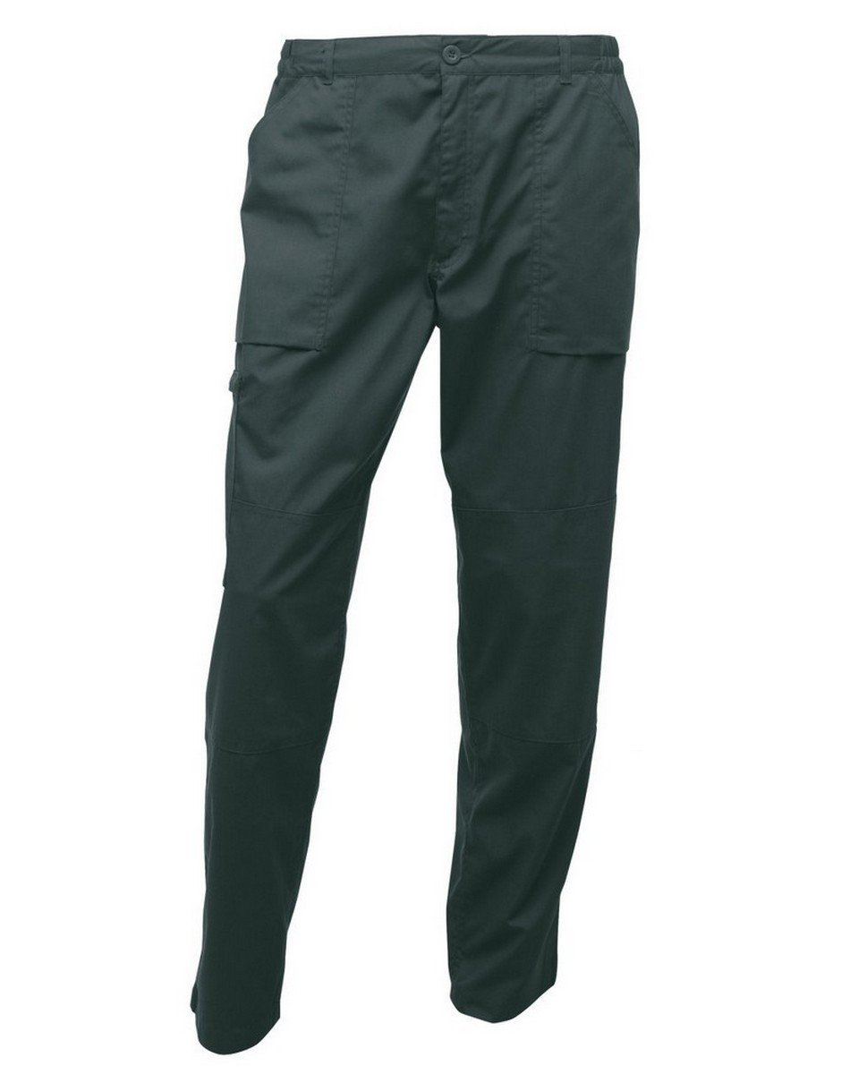 PPG Workwear Regatta Mens Action Trouser TRJ330 Green Colour