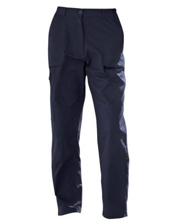 Regatta Ladies Action Trouser TRJ334 Navy Blue Colour