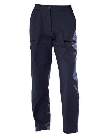Regatta Ladies Action Trouser TRJ334 Navy Blue Colour